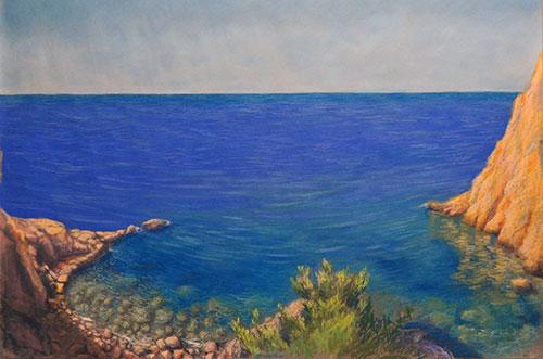 Marina - Cala rocosa - ©Lucía Gómez Serra
