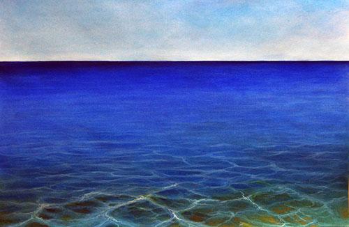 Marina - Mar en calma - ©Lucía Gómez Serra