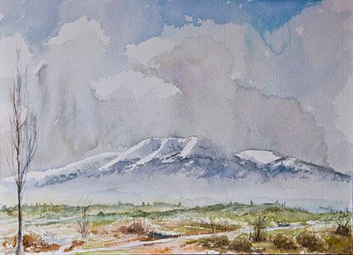 Moncayo nevado 2