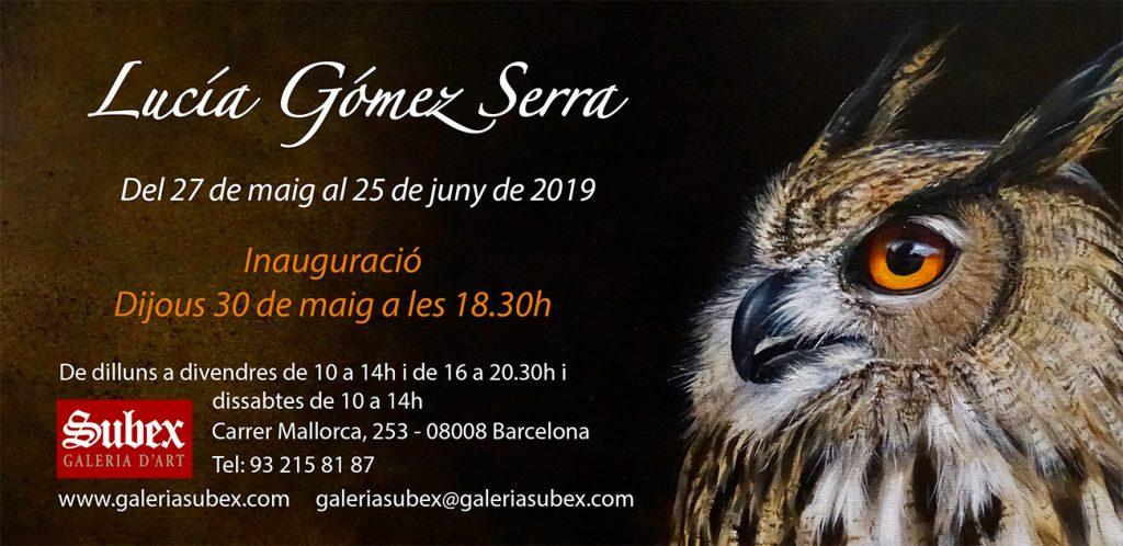 Exposición Galería de arte Subex