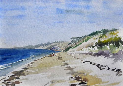 Marina - Playa francesa - ©Lucía Gómez Serra