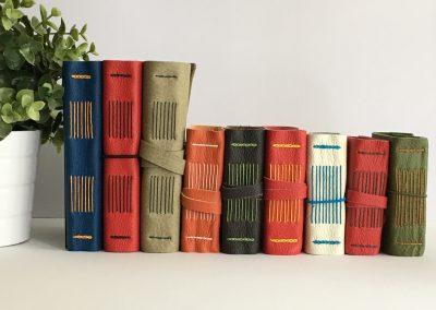 Libretas artesanales